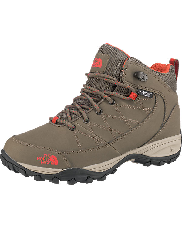 THE NORTH FACE Storm Strike Stiefeletten braun-kombi