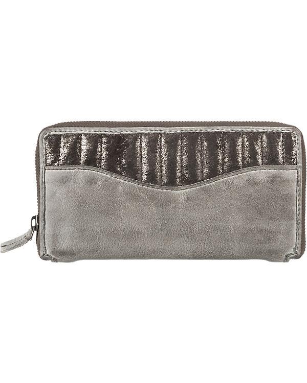Taschendieb Taschendieb  Geldbörse grau
