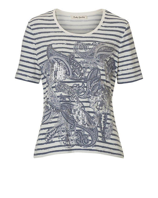 Betty Barclay T-Shirt weiß-kombi