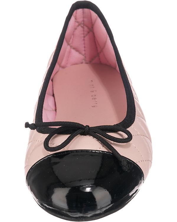 mint&berry Ballerinas rosa