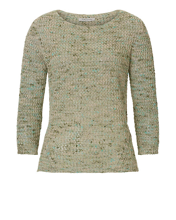 Betty Barclay Pullover grün