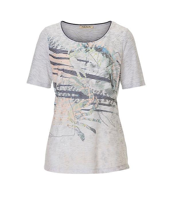 Betty Barclay T-Shirt grau-kombi