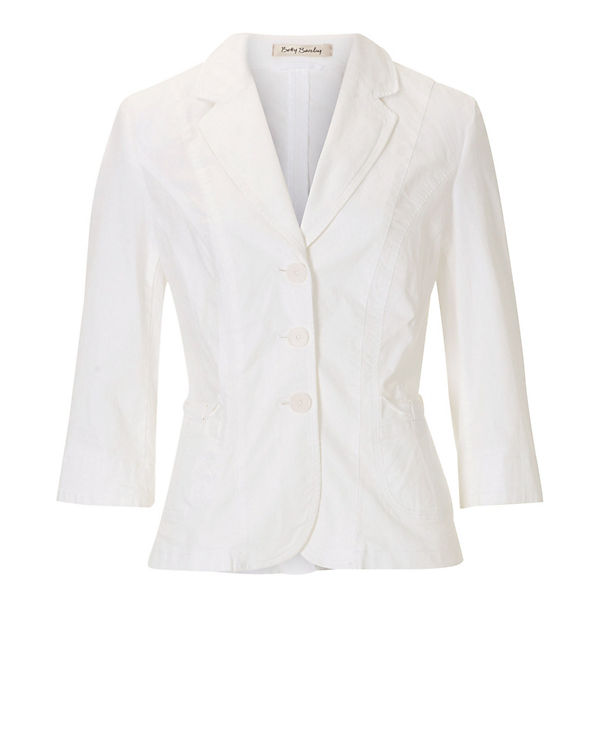 Betty Barclay Blazer weiß