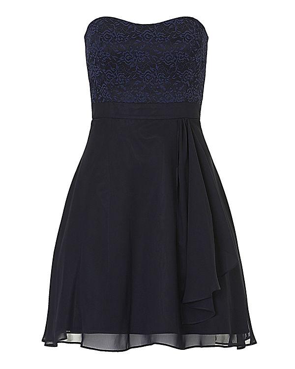 Vera Mont Cocktailkleid dunkelblau