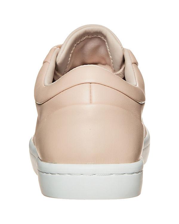 LACOSTE Straightset Lace Sneaker beige