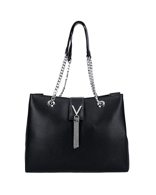 Valentino Valentino Divina Schultertasche 37 cm schwarz
