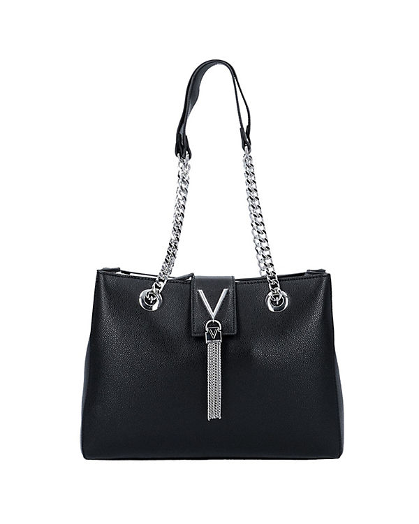Valentino Valentino Divina Schultertasche 30 cm schwarz