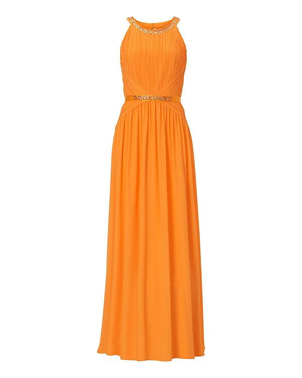 Vera Mont Abendkleid orange