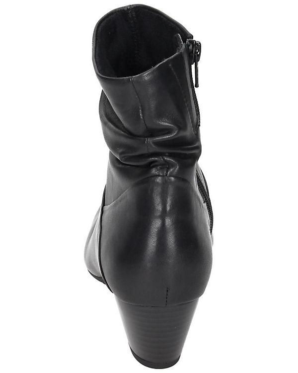 Gabor Damen Stiefelette schwarz
