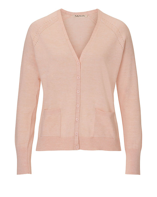 Betty Barclay Strickjacke rosa
