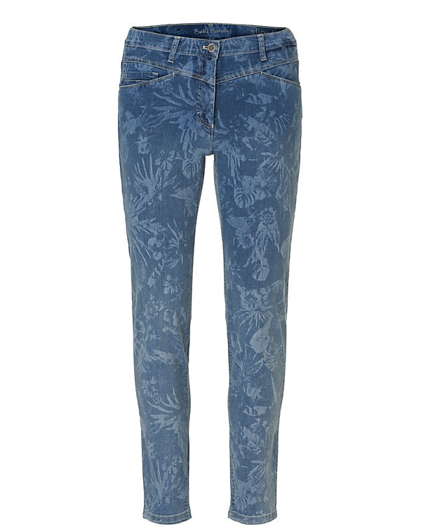 Betty Barclay Jeans Slim hellblau