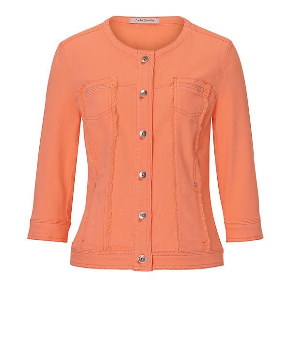 Betty Barclay Jeansjacke orange