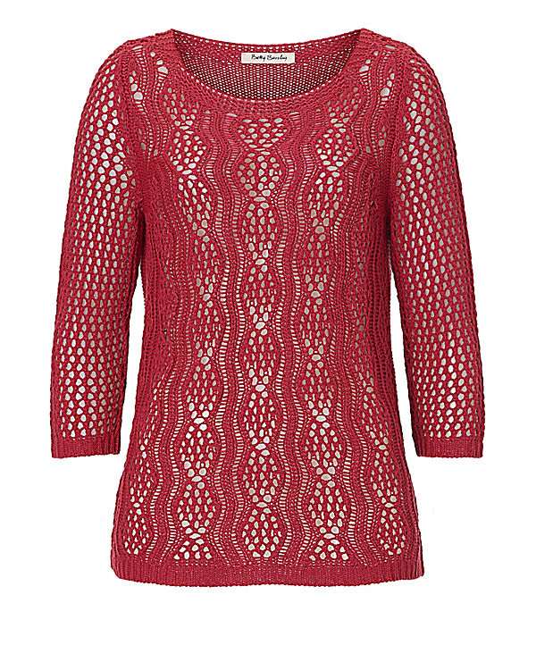 Betty Barclay Pullover rot