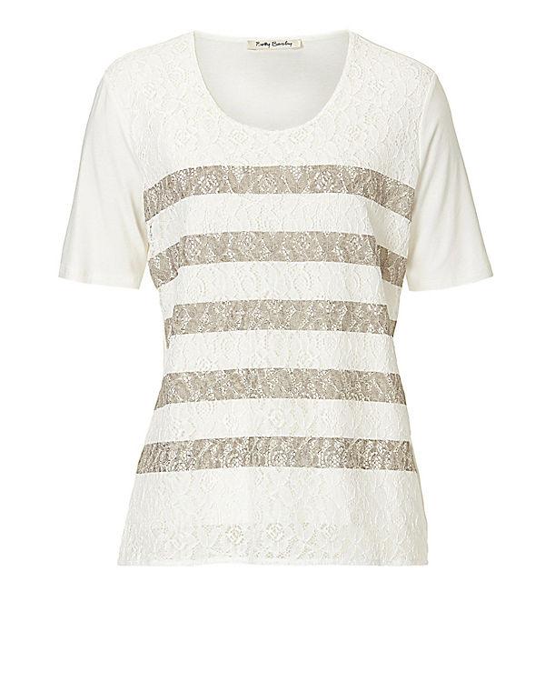 Betty Barclay T-Shirt beige-kombi