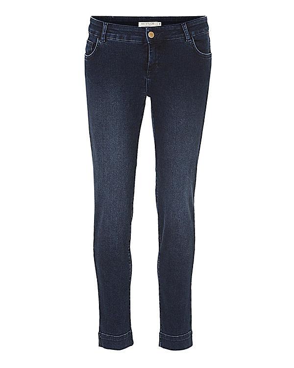 Betty & Co Jeans blau