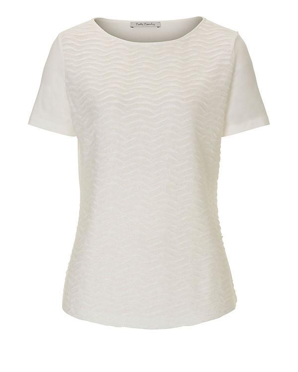 Betty Barclay T-Shirt weiß