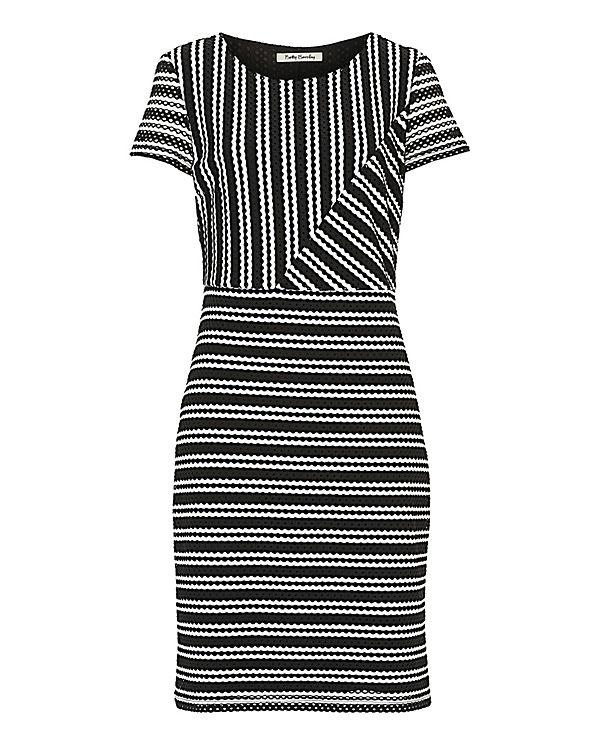 Betty Barclay Kleid schwarz/weiß
