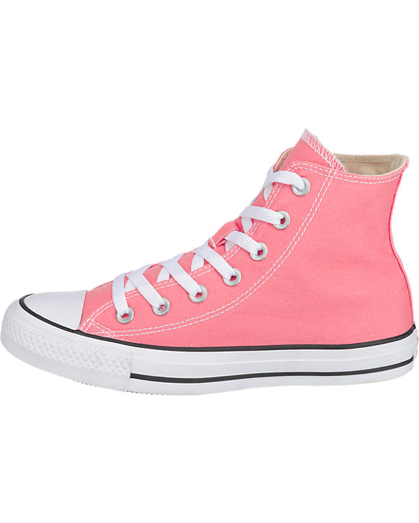 CONVERSE Chuck Taylor All Star High Sneakers rosa