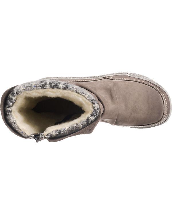 Miccos Stiefel grau