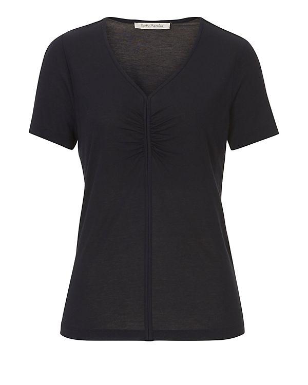 Betty Barclay Lässiges T-Shirt dunkelblau