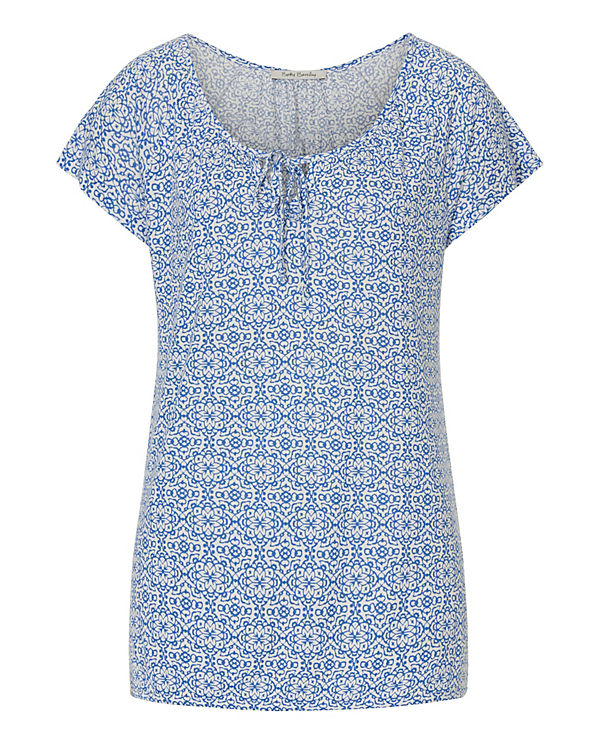 Betty Barclay Shirt blau