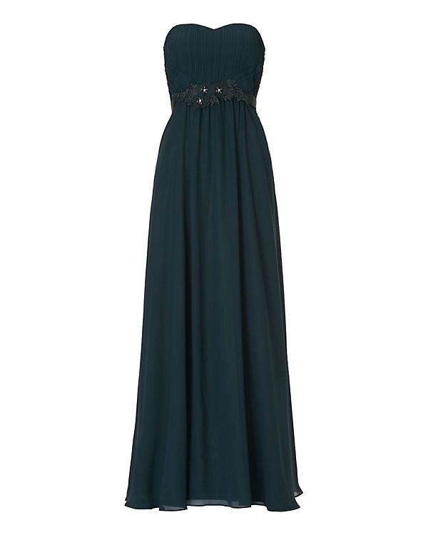 Vera Mont Abendkleid dunkelgrün