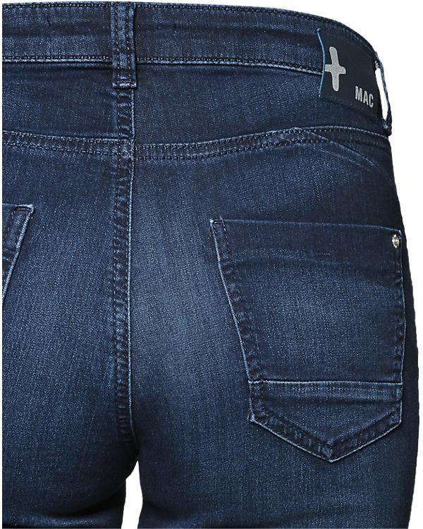 MAC Jog'N Pipe Jeans dunkelblau