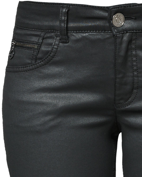 MAC Jeans Carrie Pipe schwarz