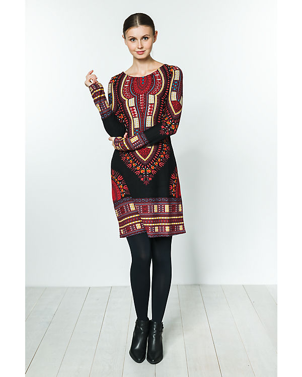 Anna Field Kleid bordeaux