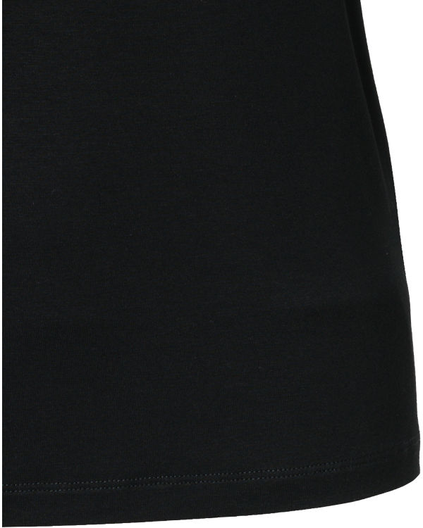 Anna Field T-Shirt schwarz