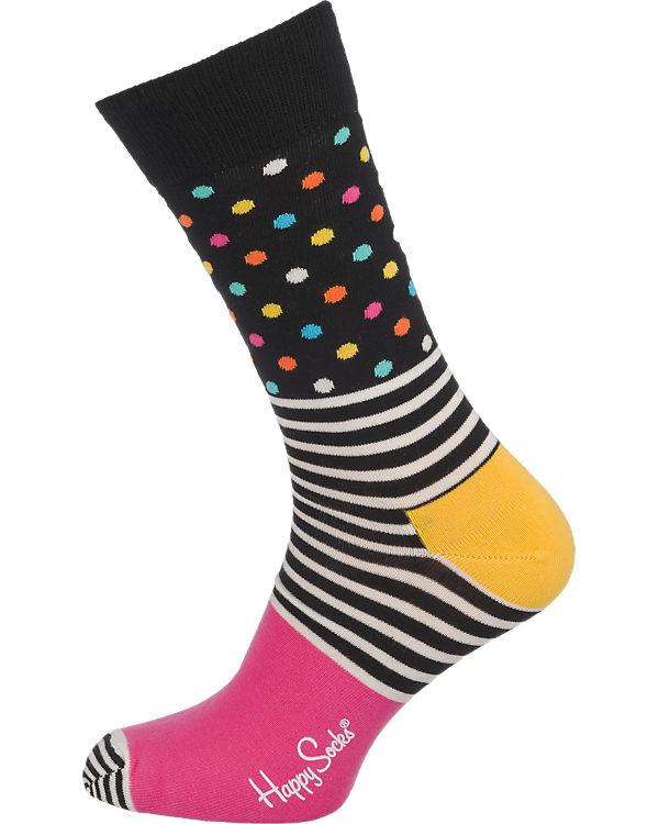 Happy Socks ein Paar Socken schwarz-kombi