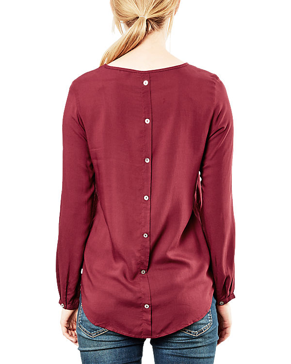 Q/S Bluse rot