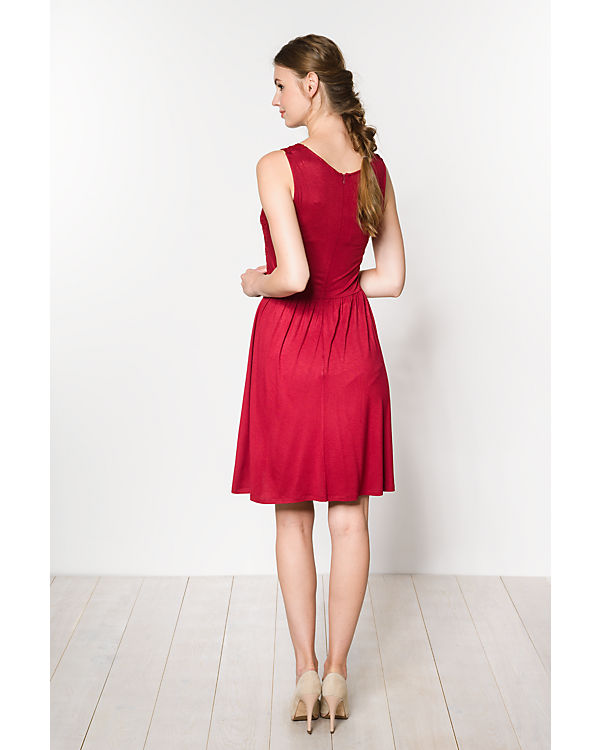 mint&berry Kleid rot