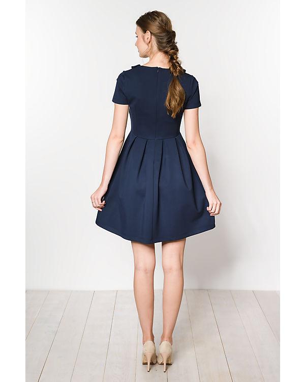 mint&berry Kleid dunkelblau