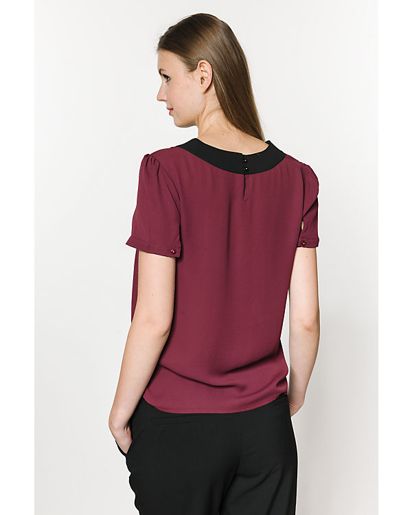 mint&berry Bluse rot
