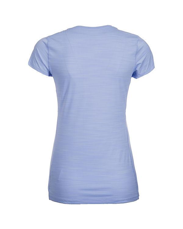 Reebok Trainingsshirt ONE Series ACTIVChill hellblau