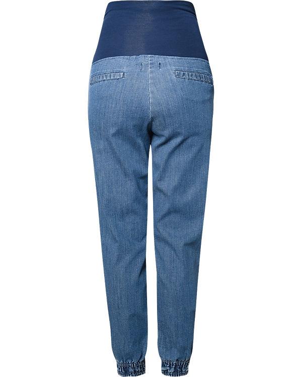 Bebefield Umstandsjeans Florence blau