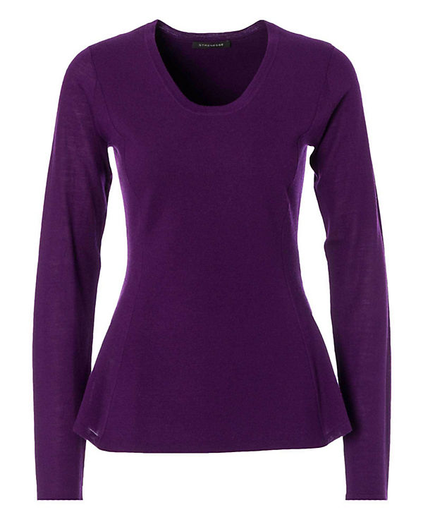 STRENESSE Pullover lila