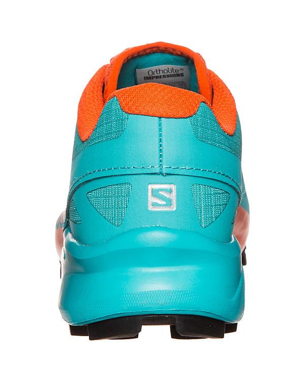 Salomon Speedcross Pro 2 Trail Laufschuh hellblau
