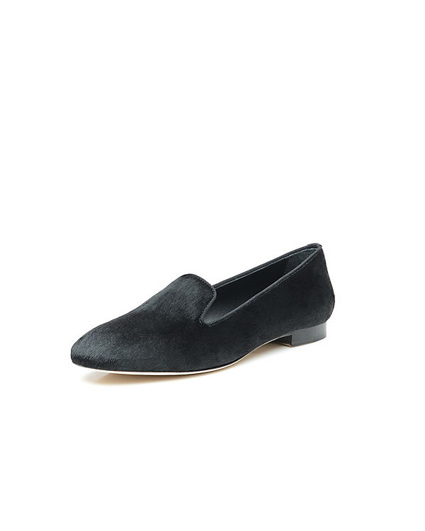 SHOEPASSION No. 80 WL Slipper schwarz
