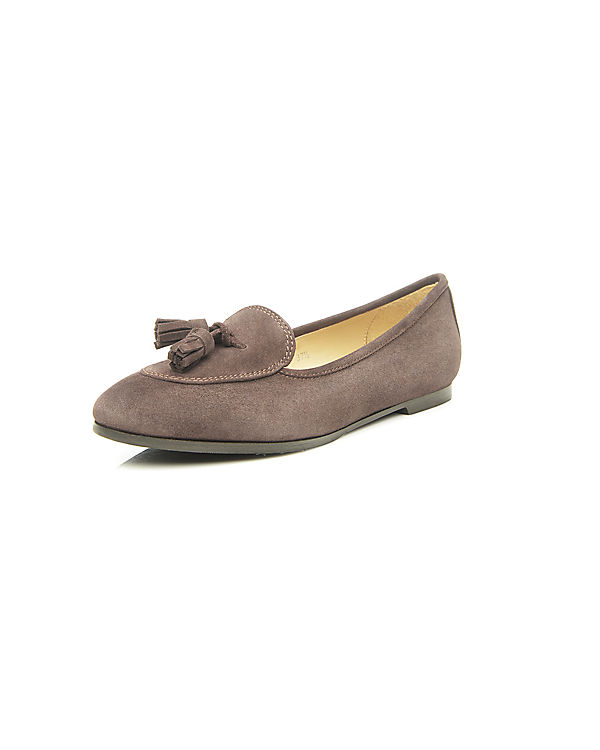 SHOEPASSION No. 69 WL Slipper dunkelbraun