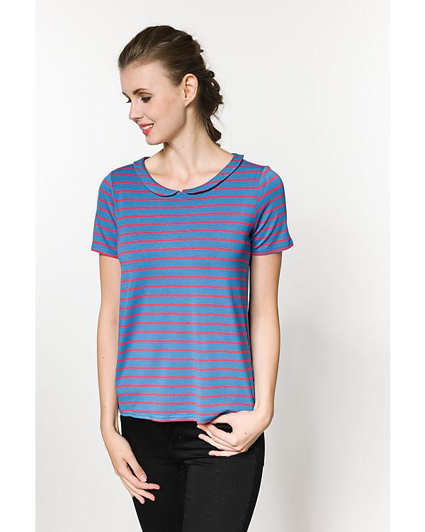Blutsgeschwister T-Shirt blau/rot