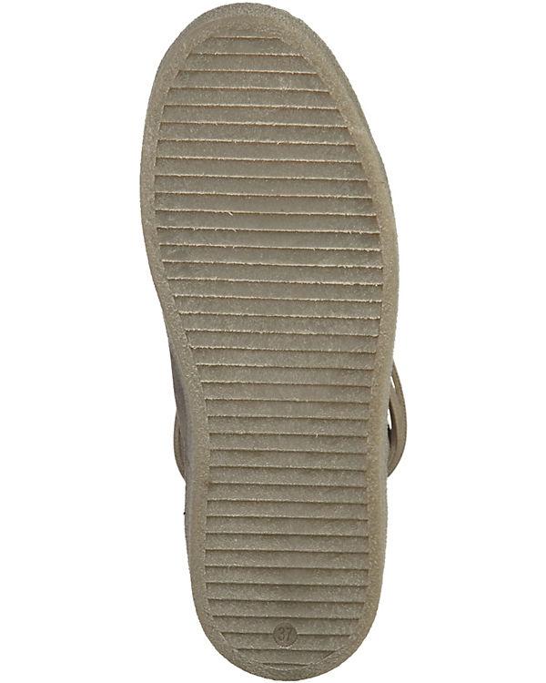BRONX Stiefel grau