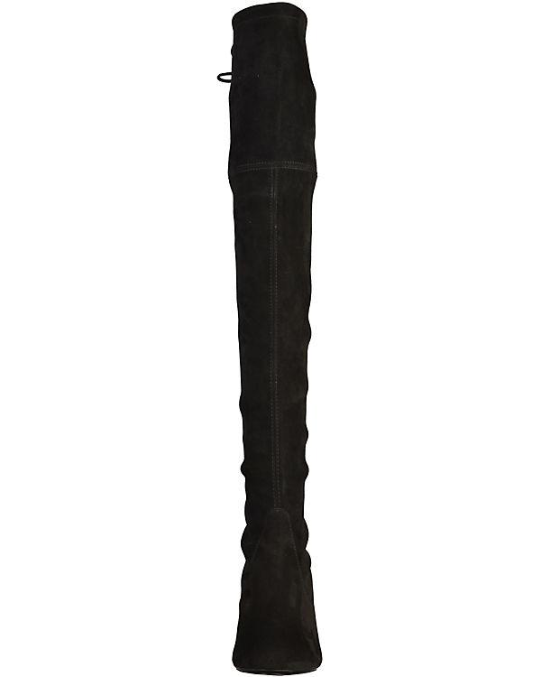 PETER KAISER Stiefel schwarz