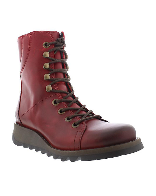FLY LONDON Stiefeletten rot
