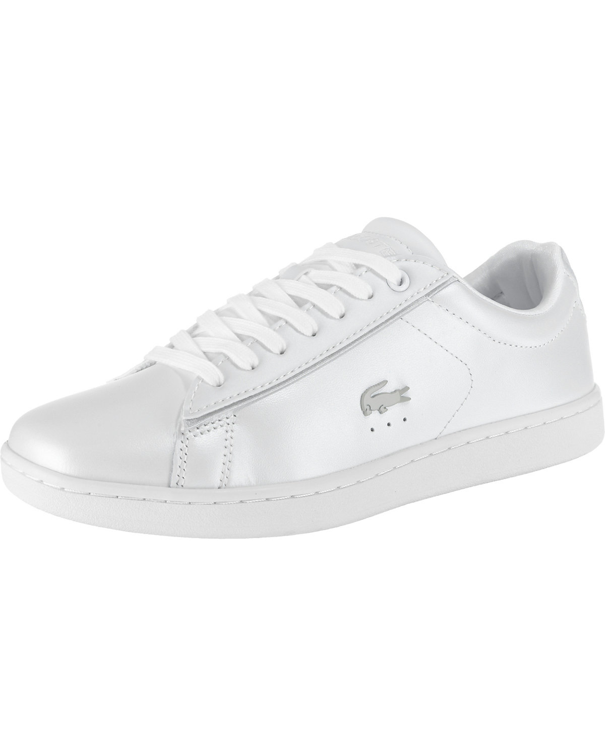 LACOSTE, 6 LACOSTE Carnaby Evo 118 6 LACOSTE, Spw Sneakers, weiß 0f4528