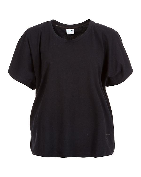 PUMA T-Shirt Evo Seasonal schwarz