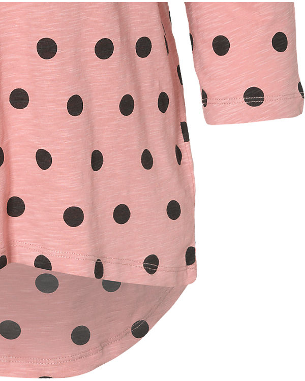 VERO MODA 3/4-Arm-Shirt rosa