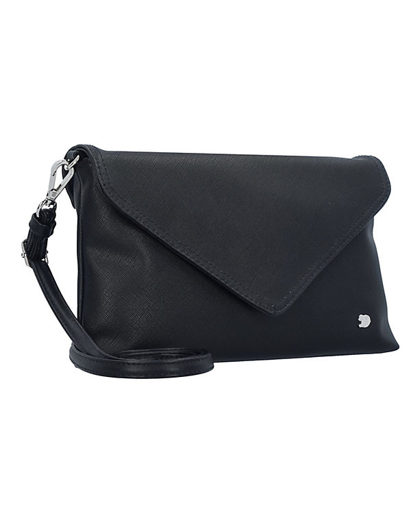 TOM TAILOR Denim TOM TAILOR Olivia Clutch schwarz