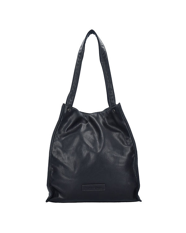 TOM TAILOR Denim TOM TAILOR Denim Malena Shopper schwarz